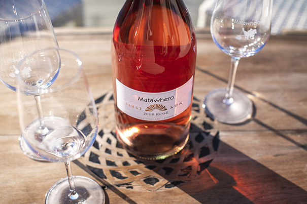 First Sun Rosé launch <small> 