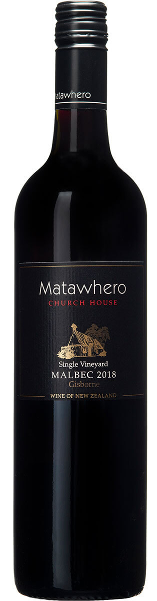 Matawhero Church House Malbec 2018
