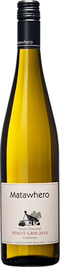 Single Vineyard Pinot Gris