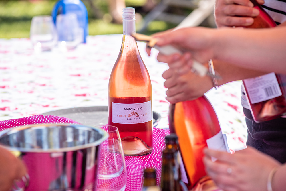 Rose Garden Party