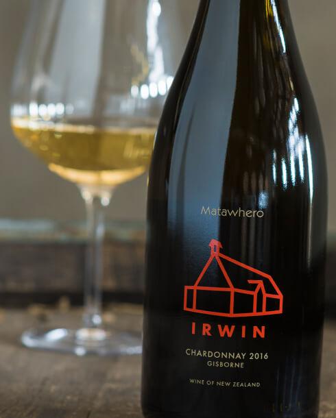 Irwin Chardonnay From Matawhero