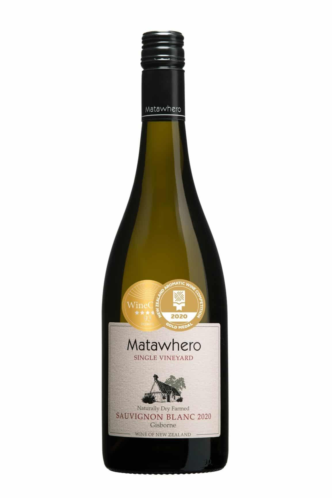 Single Vineyard Sauvignon Blanc 2020