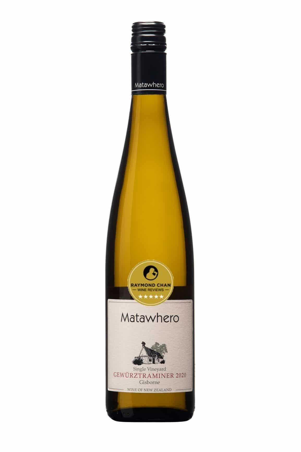 Single vineyard Gewürztraminer 2020
