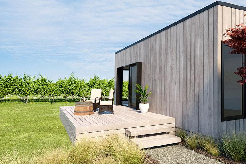 Matawhero Luxury Accommodation Cabin Gisborne